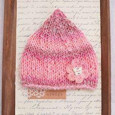 kids knitting cap