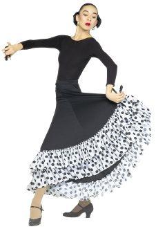 FL-04 Flamenco Skirt Flamenco Skirts Discount Praise Dance Wear ... Flamenco Costume, Flamenco Skirt, Flamenco Dancers, Ballet Costumes, Dance Costumes, Carmen Miranda Costume, Praise Dance Wear, Skirts For Kids, Silhouette