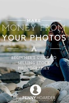 Looking for some extra cash? Look no further than the thousands of digital photos taking up space on your hard drive. Pick your best and turn those photos into cash by selling them on microstock websites. - The Penny Hoarder http://www.thepennyhoarder.com
