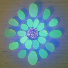 Genuine Beach Sea Glass - Rare UV Ultraviolet in Beach Glass - Surf-Tumbled | eBay