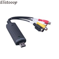Elistooop 2018 USB 2.0 Video Capture Card Converter PC Adapter TV Audio DVD DVR VHS For Window XP For Vista For Win 7  Price: 13.22 & FREE Shipping  #mensfashion|#womensfashion|#tech|#homeware Shipping Packaging, Video Studio, Cool Office, Video Capture, Cool Gadgets, Consumer Electronics, Audio, Windows, Free Shipping