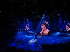 Susan Boyle Sings Wild Horses Live on  X-Factor ..HI-DEf