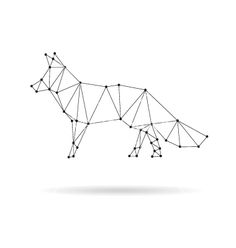 Geometric Fox Design