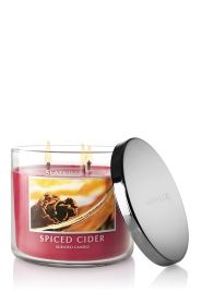 Spiced Cider Candle from Bath and Bodyworks....pretty please?