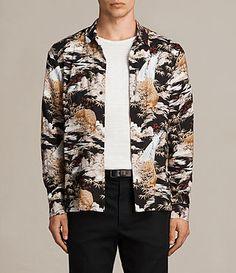 AllSaints New Arrivals: Sumatra Shirt