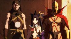 Benkei, Ushiwakamuru, and Leonidas debut next week in episode 3 Anime: FGO Babylonia Fate Anime Series, Wattpad, Fate Zero, Fate Stay Night, Episode 3, Next Week, Mystic, Geek Stuff, Batman
