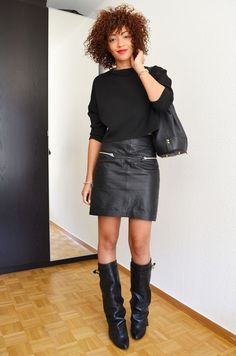 mercredie-blog-mode-geneve-suisse-boots-bottes-choies-givenchy-shark-ersatz-jupe-cuir-zip-h&m-pull-crop-top-zara-2013-sac-apc-sceau-cuir2