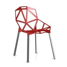Order your Magis Chair_One Stacking. An original design by Konstantin Grcic, this stacking chair is manufactured by Magis, distributed by Herman Miller. Art Furniture, Contemporary Furniture, Contemporary Design, Furniture Design, Outdoor Furniture, Chair One, Modern Dining Chairs, Side Chairs, Pure Products