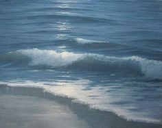 "Anthony Davis ~ ""Dancing in the Moonlight-s"" ~ Pastel 8 x 10"