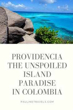 Providencia is closer to the coastline of Nicaragua then to Colombia. It is a place off the beaten track where only the few goes and because of this; I want to go. I want to explore this undiscovered paradise that also inhabit the best diving off the coast of Colombia.I really hope that this place never changes! This little unspoiled paradise should continue to stay unique, slow and charming. #Colombia #providencia #Beach #Islandparadise #caribbean #coast #Cartagena #SouthAmerica...