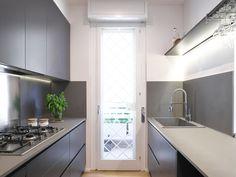 designer kuche kalea cesar arredamenti harmonischen farbtonen, fitted kitchen with island kalea by cesar arredamenti | design gian, Design ideen