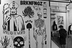 #BrokenFingaz #streetart #art streetart.nl