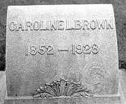 Caroline Lane Brown : Titanic Survivor