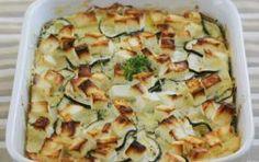 Gratin de courgettes au chèvre - Recette de cuisine | Bio à la une