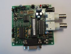 Dutchtronix circuit board completred