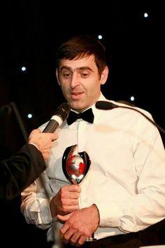 Ronnie O'Sullivan wins a fan chosen award Ronnie O'sullivan, Fan, Sports, Fictional Characters, Hs Sports, Hand Fan, Fantasy Characters, Sport, Fans