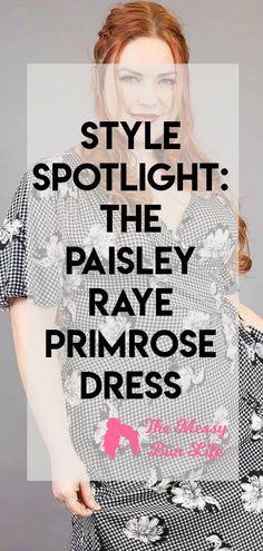 Style Spotlight: The Paisley Raye Primrose Dress #paisleyraye