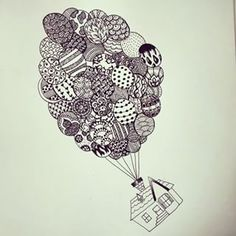 zentangle disney - Google Search