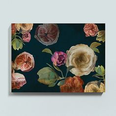 Wild Bouquet Art | Ballard Designs