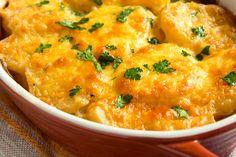 Patate cremose al formaggio