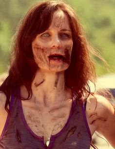 10 Facts Why Lori Is Still Alive In The Walking Dead TV Show (AMC)