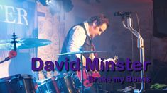 Strongly inspired by his brother-in-law 🅲🅰🅻🆅🅸🅽 🆁🆄🆂🆂🅴🅻🅻, David Minster makes the most of it and offers us Rock and Blues to the rhythms of the American Far We. Bones, Law, Brother, David, Music, Musica, Musik, Muziek, Music Activities