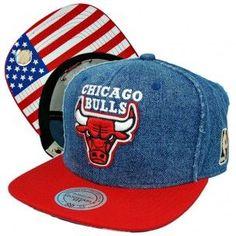 NBA Chicago Bulls Snapback Hat (308)  e31b0c3b2578