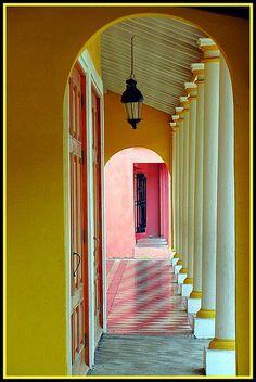 Los Colores de Tlacotalpan Veracruz  #México