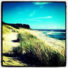 #Bornholm Island / #DK / #Denmark / #Beach