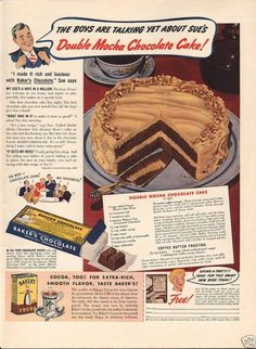 Vintage Food Advertisements of the 1930s (Page 33)