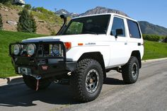 La Aduana: 1985 Toyota Land Cruiser 70 Series - Toyota - Land Cruiser - ExPo: Adventure and Overland Travel Enthusiasts
