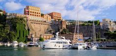 Travel information for Sorrento, Italy: how, what, when, and where.