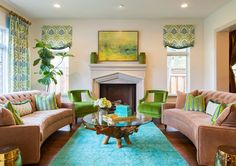 House of Turquoise: CDS Interiors