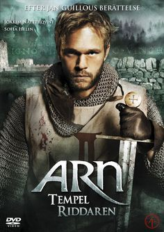 Arn Knight Templar - saw the TV series and would love to read the books if I could find them