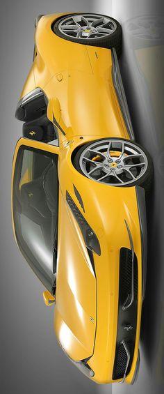 Ferrari 458 Spider Novitec Rosso by Levon