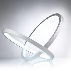 furniture The Infinity Lamp by Leonardo Criolani