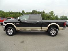 www.emautos.com 2011 RAM Ram Pickup 3500 Laramie Crew Cab 4x4 Short Bed Single Rear Wheel Diesel - LOCUST GROVE VA