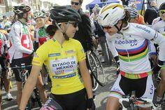 Rosella Ratto & work champion Marianne Vos Marianne Vos, Beautiful Athletes, Mountain Biking, Cycling, Champion, Bike, Girls, Tops, Women
