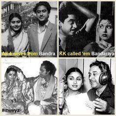 """18 Likes, 2 Comments - muvyz.com (@muvyz) on Instagram: """"#muvyz061417 #BollywoodFlashback #KishoreKumar #RumaGuhaThakurta #Madhubala #YogeetaBali…"""""""