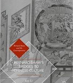Bernard Shaw'S Bridges To Chinese Culture PDF