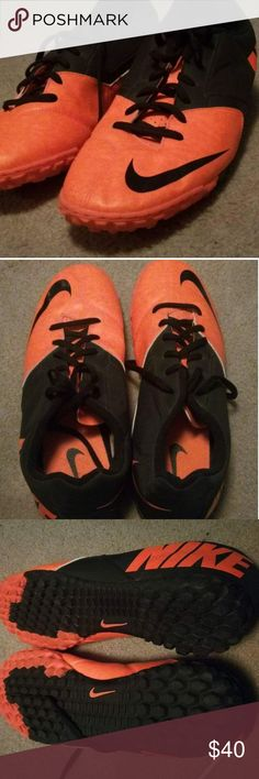 Nike FC247 Bomba II Turf Soccer Shoes Selling these Nike FC247 Bomba II Turf Soccer Shoes. They're brand new and never used them. Size 12 and in perfect condition. $40 is my offer. It can be in hand or via Venmo. I just want them out of my closet Nike Shoes Athletic Shoes