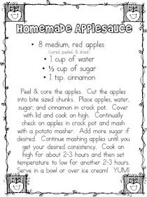 Easy applesauce If made on the stove top, cook on med - low for 1-2 hours or until desired consistency is reached.