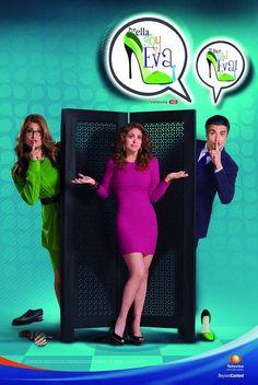 Por ella soy Eva (TV Series 2012- ????)