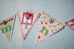 DIY:: Sweet little banner