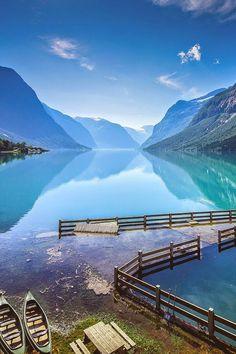 Lago Lovatnet