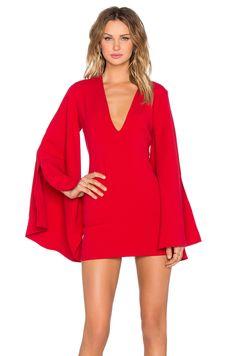Backstage x REVOLVE Emily Dress en Rojo | REVOLVE