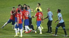 Goalpundit: Jara told Cavani his father would do 20 years jail...