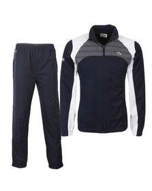 Lacoste Sport Mens Blue WH1570 Tracksuit