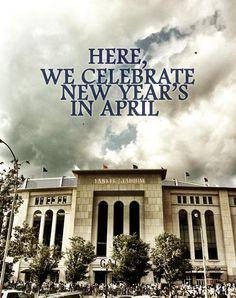 Yankee baseball!