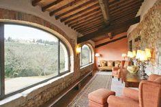 Casale La Casa : Siena Area : Tuscany Villas - Italy Villas